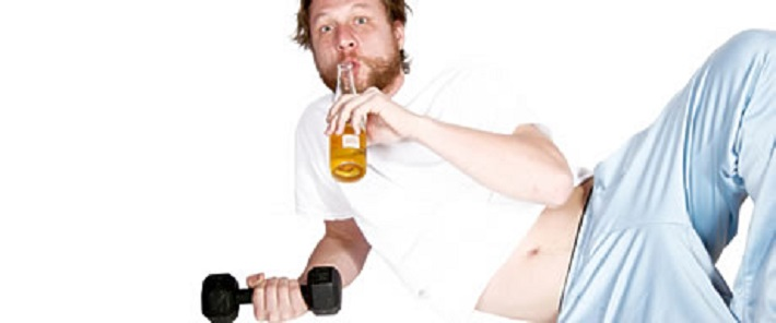 alcohol fitness