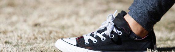 Si quieres ser feliz, cómprate unas zapatillas de tu talla