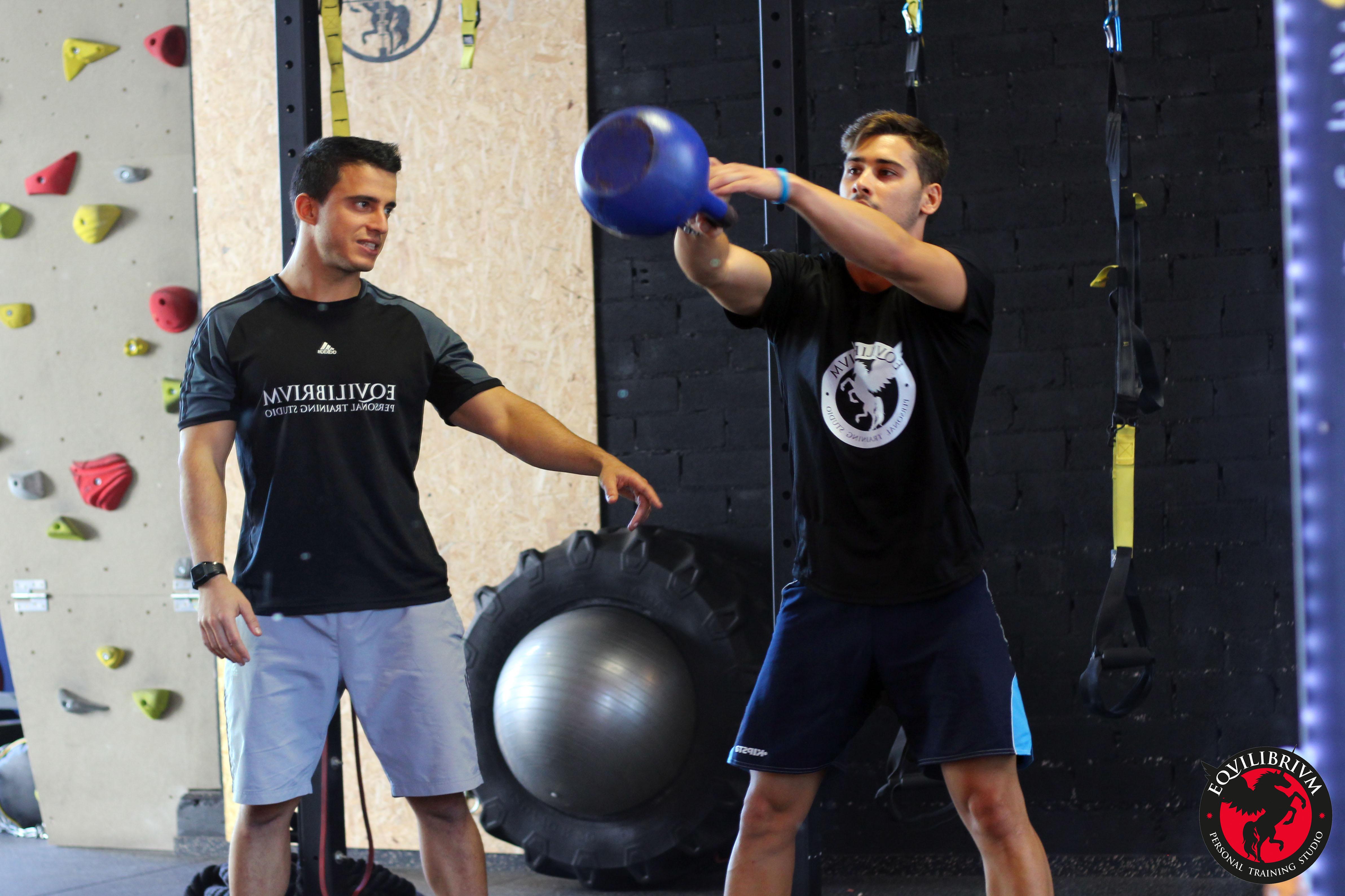entrenamiento personal