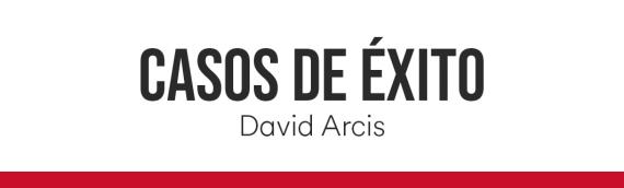 Caso de éxito. David Arcís